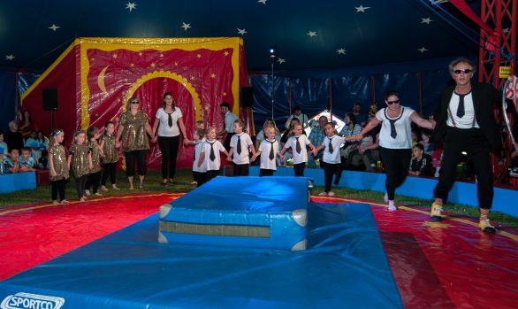Zirkus als Medium der Entwicklungsförderung 1