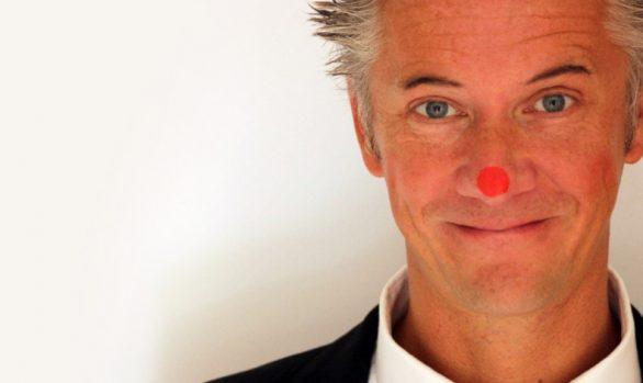 Ich wollt´ schon immer mal ein Clown sein …